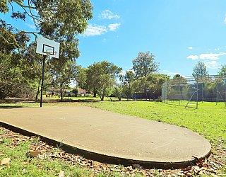 George Street Reserve Sport Basketball 1