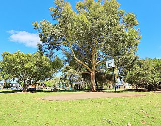 George Street Reserve Sport Basketball 2