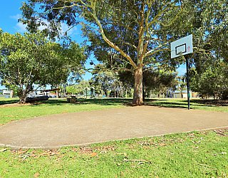 George Street Reserve Sport Basketball 3