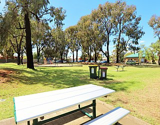 Glandore Community Centre Marie Gregan Playground Facilities Picnic 1