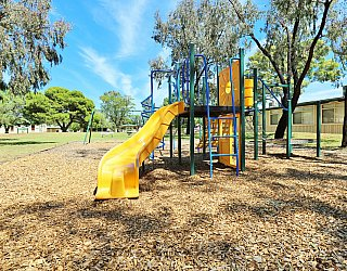 Glandore Community Centre Marie Gregan Playground Multistation 1