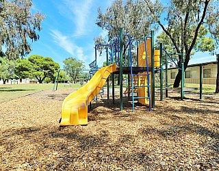 Glandore Community Centre Marie Gregan Playground Multistation 1