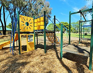 Glandore Community Centre Marie Gregan Playground Multistation 3