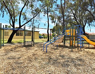 Glandore Community Centre Marie Gregan Playground Multistation 4