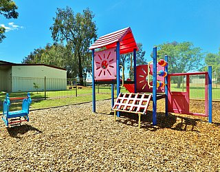 Glandore Community Centre Rugby Building Playground 2