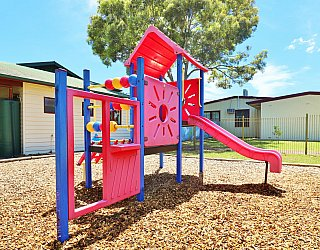 Glandore Community Centre Rugby Building Playground 3