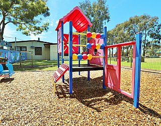 Glandore Community Centre Rugby Building Playground 4