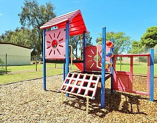 Glandore Community Centre Rugby Building Playground 5