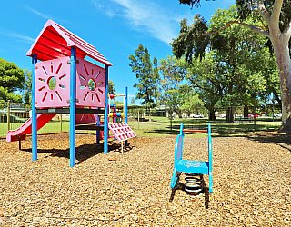 Glandore Community Centre Rugby Building Playground 7