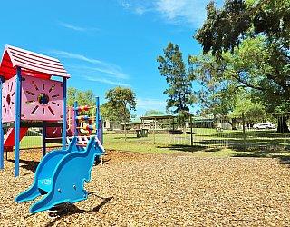 Glandore Community Centre Rugby Building Playground 9