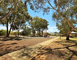 Graham Watts Reserve 1