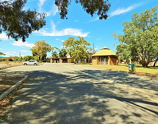 Graham Watts Reserve Facilities Car Park 1