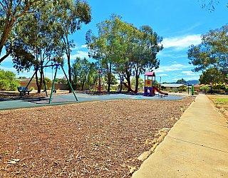 Graham Watts Reserve Playground 1
