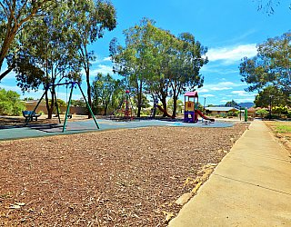 Graham Watts Reserve Playground 1