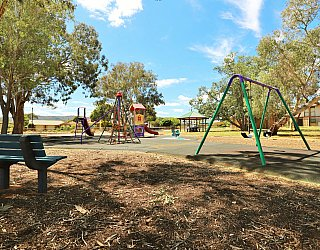 Graham Watts Reserve Playground 2