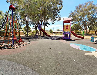 Graham Watts Reserve Playground 3