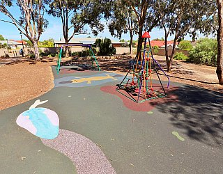 Graham Watts Reserve Playground 4