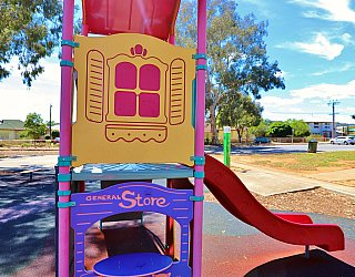 Graham Watts Reserve Playground Multistation General Store 1