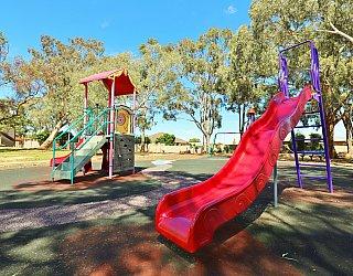 Graham Watts Reserve Playground Slide 1