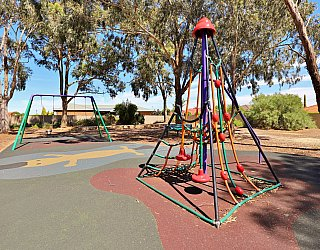 Graham Watts Reserve Playground Space Net 2