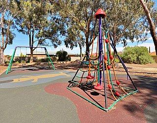 Graham Watts Reserve Playground Space Net 2