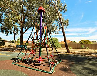 Graham Watts Reserve Playground Space Net 3