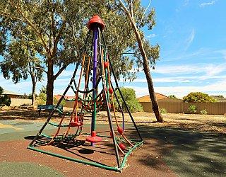 Graham Watts Reserve Playground Space Net 3
