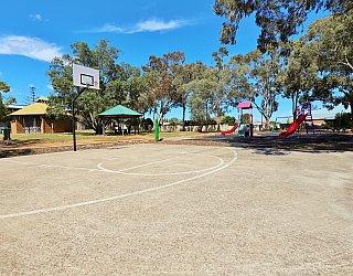 Graham Watts Reserve Sport Basketball 1