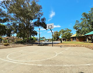Graham Watts Reserve Sport Basketball 2