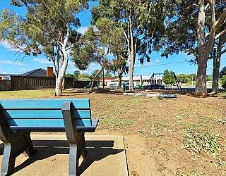 Hawkesbury Avenue Reserve Facilities Seat 1