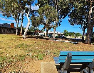 Hawkesbury Avenue Reserve Facilities Seat 2