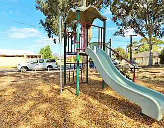 Hawkesbury Avenue Reserve Playground Multistation 2
