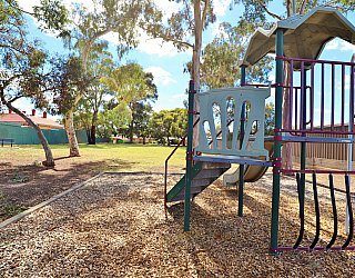 Hawkesbury Avenue Reserve Playground Multistation 3