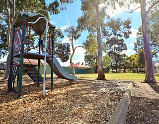 Hawkesbury Avenue Reserve Playground Multistation 8