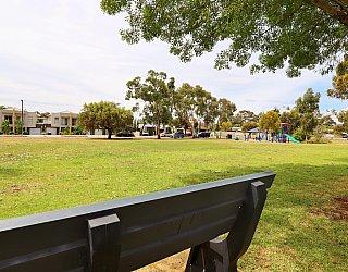 Mckay Street Reserve Facilities Seat 1