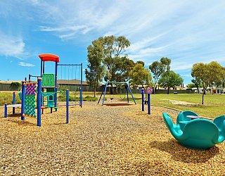 Mckay Street Reserve Playground 3