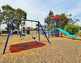 Mckay Street Reserve Playground 4