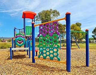 Mckay Street Reserve Playground Multistation 1
