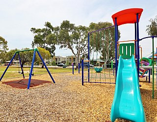 Mckay Street Reserve Playground Multistation 5