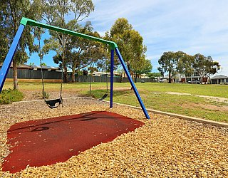 Mckay Street Reserve Playground Swings 1