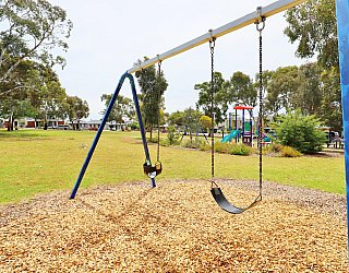 Mckay Street Reserve Playground Swings 2