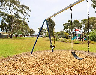 Mckay Street Reserve Playground Swings 3