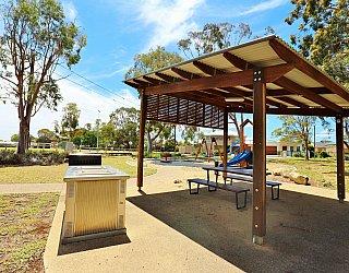 Mckellar Terrace Reserve Facilities Bbq 1