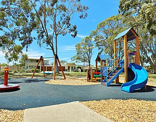 Mckellar Terrace Reserve Playground 1