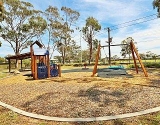 Mckellar Terrace Reserve Playground 2