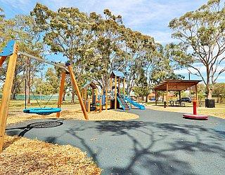 Mckellar Terrace Reserve Playground 3