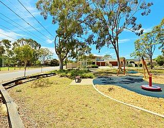 Mckellar Terrace Reserve Playground Balance Plank 1