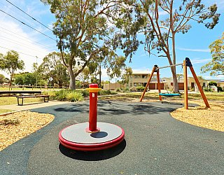 Mckellar Terrace Reserve Playground Spinner 1