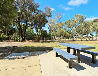 Myer Road Reserve Picnic 1