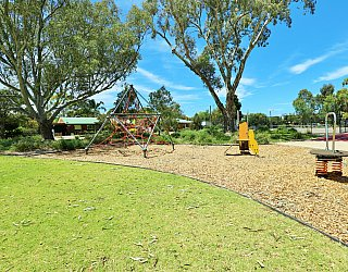 Rajah Street Reserve Playground 1